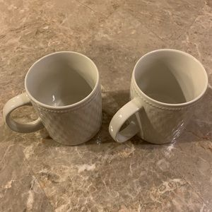 Wicker by Oneida - 2 Coffee Mugs